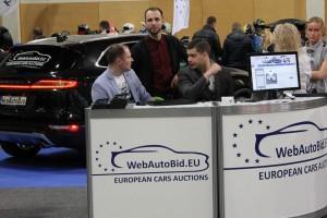 """Starptautiskā autoindustrijas izstāde """"AUTO 2017"""""""